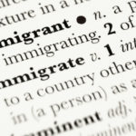 Immigration law dictionary