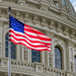 US capitol and flag representing national interest waivers (NIW) for Shaftel Law