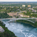 Niagara River Gorge representing TN visas for Canadian and Mexican professionals